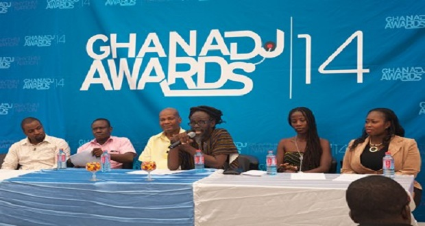Full list of the winners @ the 2014 Ghana DJ Awards