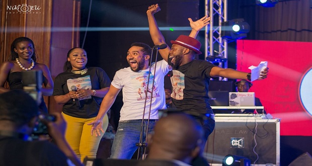 RECAP: 2016 Ghana Dj Awards: Lexis Bill, Dj Jimmy Jatt, Dj Que, Majid Michel, Dj Vyrusky, Kwaw Kesse, Mzvee & More