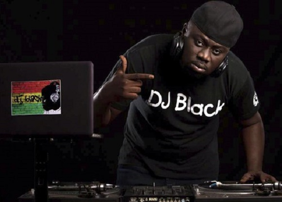 DJ Black Drops 'PLAYMAN' Featuring Strongman
