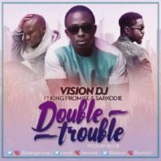 Vision DJ Collaborates with Sarkodie