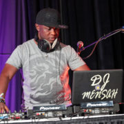 Who is DJ Mensah?