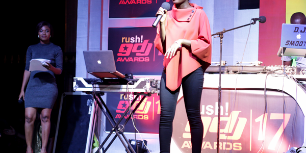2017 Rush Ghana DJ Awards: Official List of Nominees