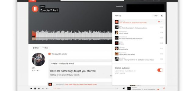 SoundCloud redundancy 40% of its staff and closes two of its offices