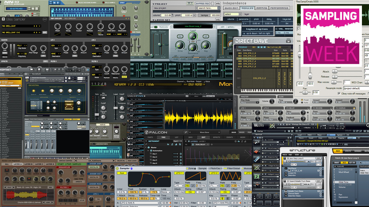 The 10 best software samplers in the world now   Ghana DJ Awards