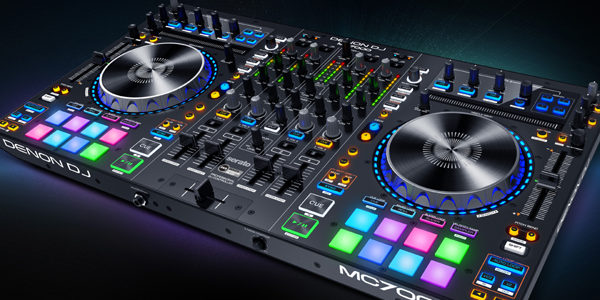 DJ Cable & DJ Complexion On The New Denon DJ MC7000 (Video)
