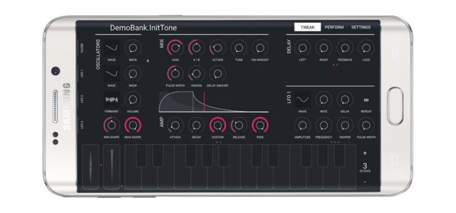 Retronyms unleash its Phase84 synth to Android users on Google Play