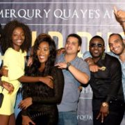 Photos: MzVee, D Cryme, Choirmaster join Merqury Quaye for Gold Rush Party