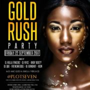 Merqury's Gold Rush Party storms Plot 7 on 22nd September