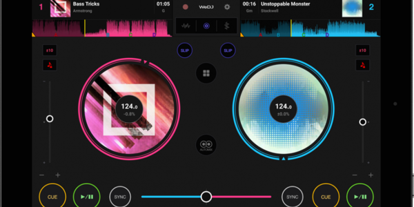 "Pioneer DJ introduce it's mobile DJ app ""WeDJ"" for Android Users"
