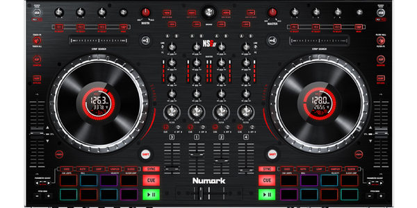 Video: Numark NS6II is Now Available!