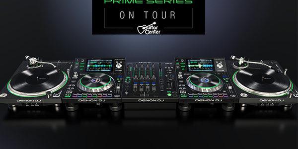 Denon DJ Launches Prime Series Tour Nov, 1st