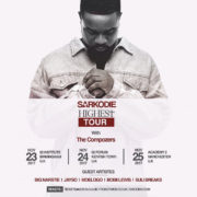 Buy Ticket Now: Sarkodie's 'Highest Tour' Set To Storm UK This November, 23rd, 24th, 25th