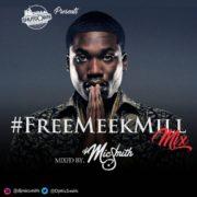 DJ Mic Smith – Free Meek Mill (Mixtape)