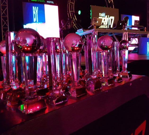 Highest winners at the Ghana DJ Awards so far