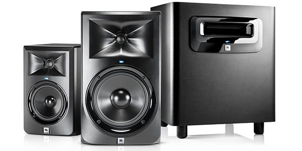 HARMAN Finally Announces JBL 3 Series MkII Powered Studio Monitors