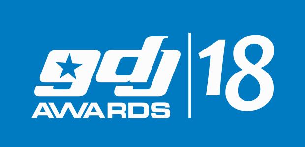 Ghana DJ Awards 2018 logo