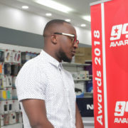 DJ Vyrusky Gets A Surprise From Electroland Ghana