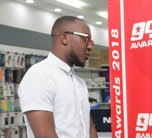 DJ Vyrusky Gets A Surprise From Electroland Ghana