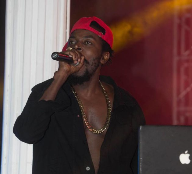 Kwaw Kese Wows Audience With DJ Skills at 2018 Ghana DJ Awards