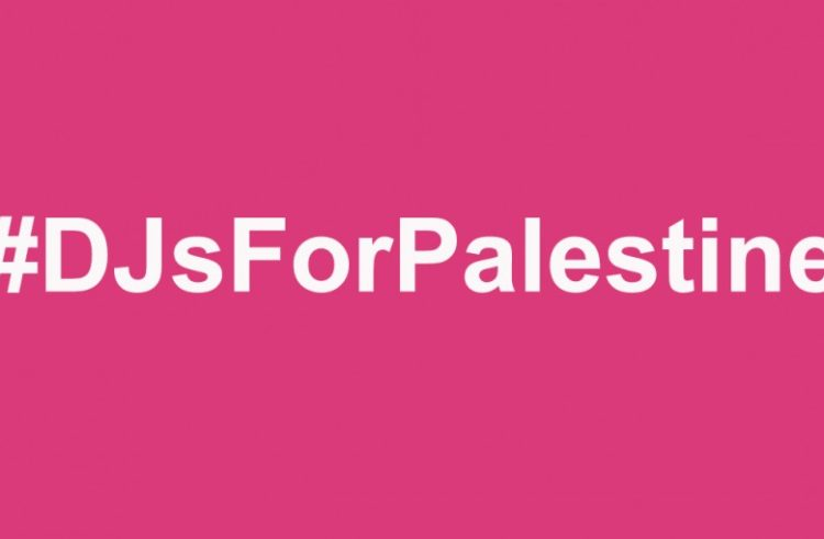 A Call For Peace: DJ's Join Online Campaign In Support Of Palestine
