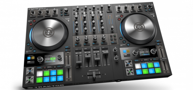 Native Instruments ANNOUNCE NEW TRAKTOR PRO 3 AND S4 MK3