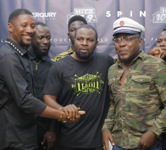 #GoldRushParty18 : Photos From Merqury Quaye's Gold Rush Party At Cockpit