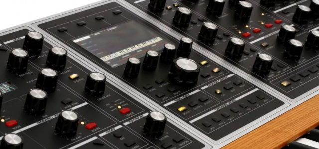 """Moog Have Released Its First Polyphonic Synth, """"Moog One"""" in Over 30 Years"""