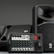 Yamaha Introduces New Multi-Purpose STAGEPAS PA System