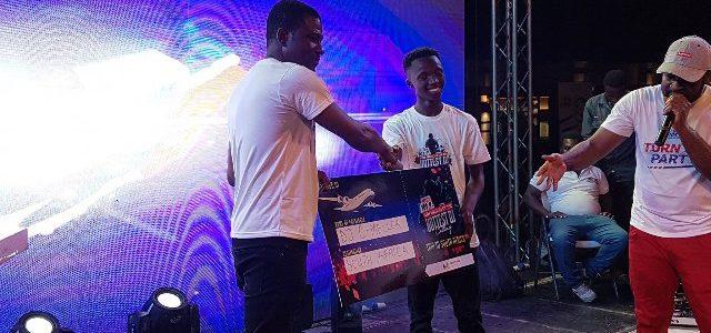 15-Year Old DJ C-Meller Wins Hitz Fm Hottest DJ 2018