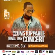 DJ Sly To Shutdown 2018 With The Unstoppable Mall Day Concert