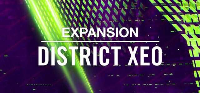 Native Instruments Releases New Sound Expansion Pack, District Xeo