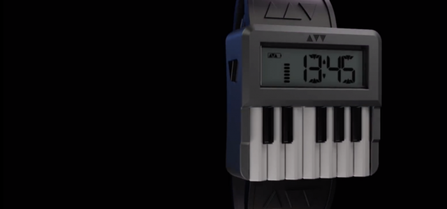 Audioweld Releases Synthwatch : World's First Wristwatch Synthesizer