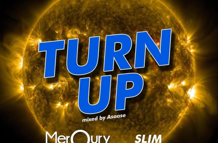Merqury Quaye Finally Drops The Official Turn Up Anthem 2018 Featuring Slim Soulja