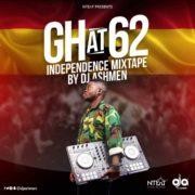 DJ Ashmen Releases Ghana @ 62 Independence Mixtape