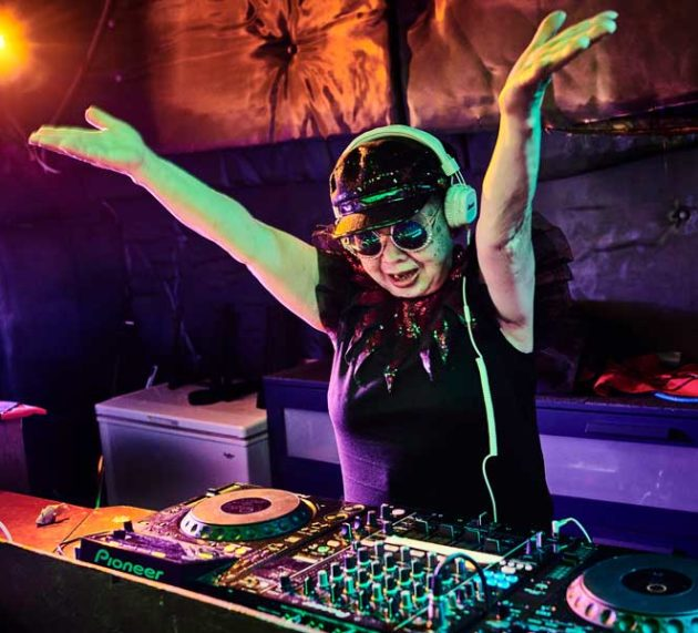 Do You Know the World's Oldest DJ? Meet The 83 Year Old Woman Rocking the Crowd!