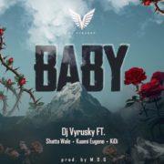 DJ Vyrusky Teams Up With Shatta Wale, Kuami Eugene, Kidi, For 'Baby'