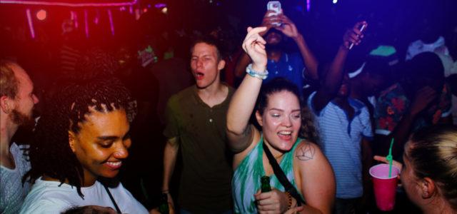 Ghana DJ Awards Pub Fest Keeps Purple Pub Dancing All Night Long
