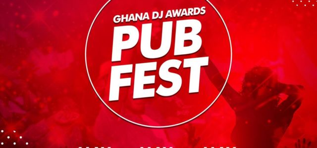 Ghana DJ Awards Pub Fest storms three locations in Kumasi from 17 to 19 May
