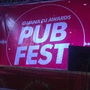 Ho gathers at Mirage Pub for Ghana DJ Awards Pub Fest