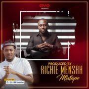 DJ Shiwaawa drops 'Produced by Richie Mensah' mixtape as he honors producers