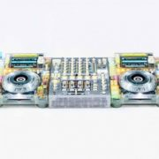 Pioneer DJ reveals new transparent CDJ and Mixer