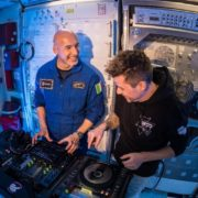 WOW! Astronaut to play first DJ set in space on August 13th