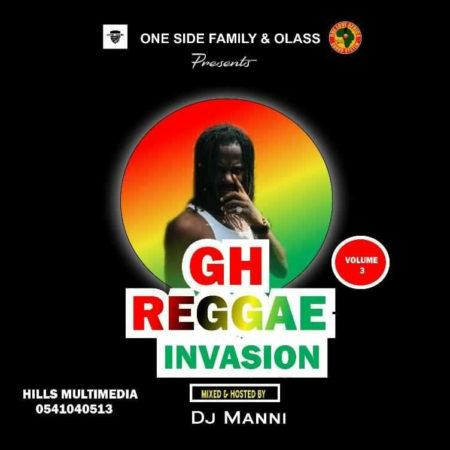 DJ Manni – Reggae Invasion Vol III | Ghana DJ Awards