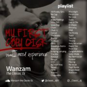 Wanzam the classic DJ introduces 'My First Copy Disk' Vol.2