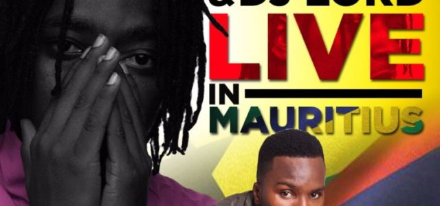 DJ Lord & Magnom take over  Concert in Mauritius on June 8