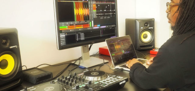 The DJ-inspired production platform Serato Studio arrives