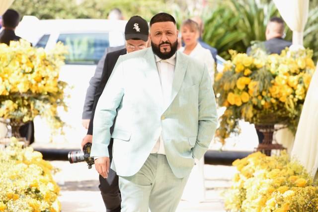 DJ Khaled celebrates Number One Album after a week of Billboard controversy