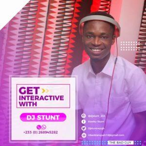DJ Stunt – Afrostunt Mixtape