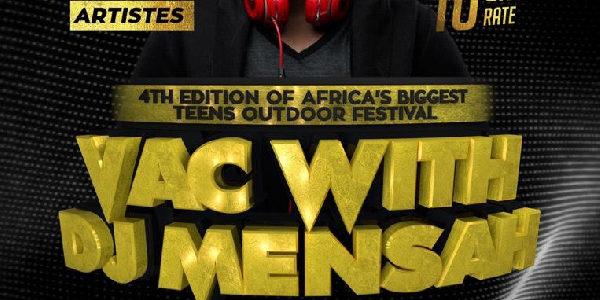 DJ Mensah launches 'Vac with DJ Mensah
