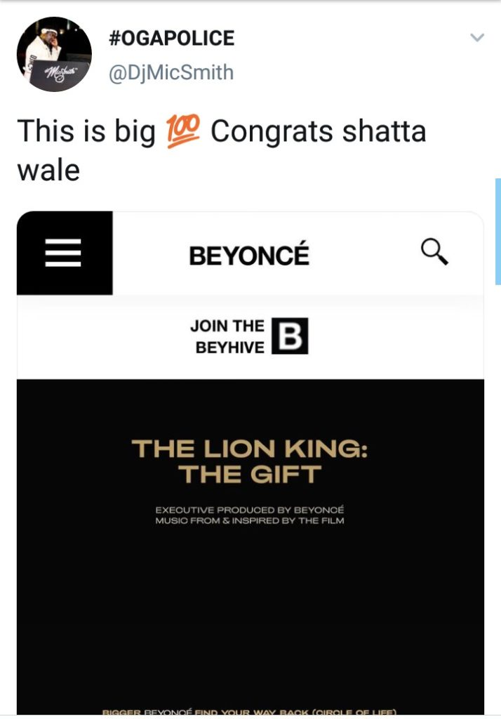 Ghanaian DJs react to Shatta Wale – Beyonce collabo | Ghana